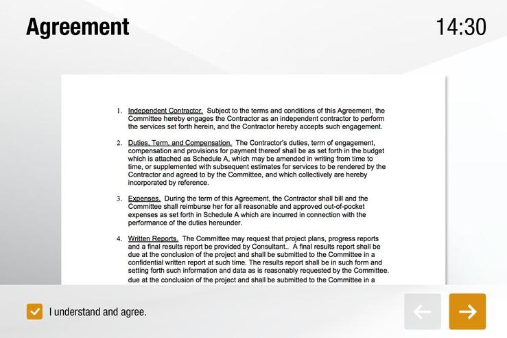 Concierge workflow concierge 60 agreement platinumwayz